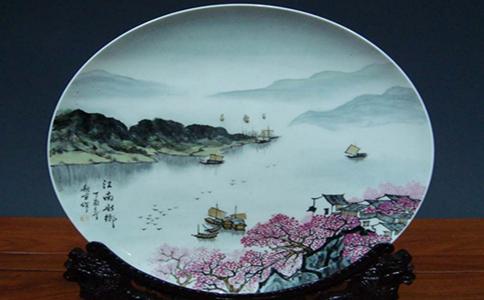 3d浮雕瓷盘画多少钱,3d浮雕瓷盘画价格如何