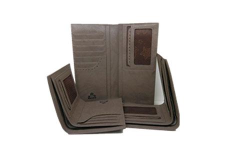 企业定制钱包有什么用途 如何选择皮革材料