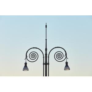 佛罗伦萨路灯