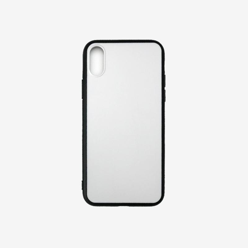 新款 定制iPhone系列手机壳 磨砂边手机壳