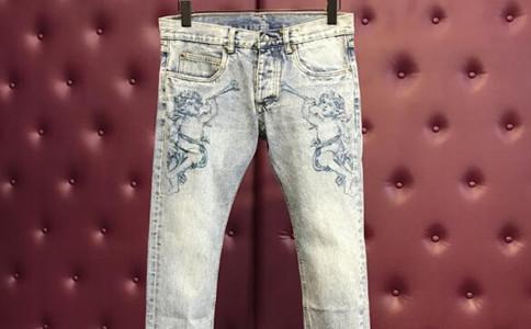 定制牛仔裤怎么做,diy裤装制作流程