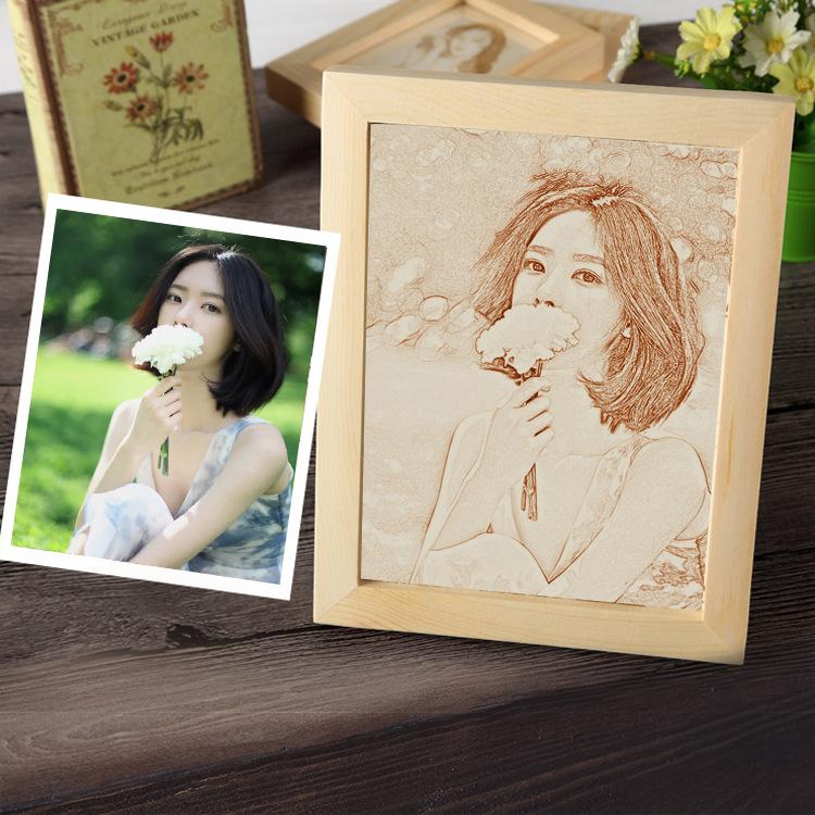 优质椴木板雕刻板木刻画