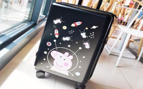 浮雕旅行箱写什么好看,个性行李箱定制内容推荐