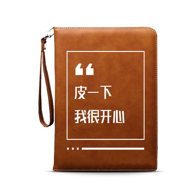 定制iPad保护壳商务仿真皮