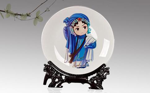 手绘瓷盘画制作一个多少钱,陶瓷盘画价格多少
