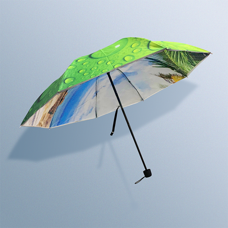迷你五折伞