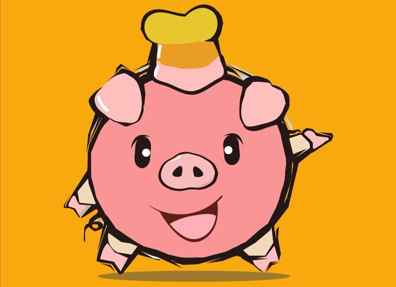 小猪吃遍2019