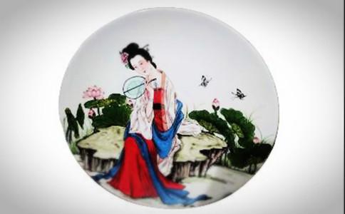 瓷盘画刻字要多少钱,瓷盘画雕刻的价位多少