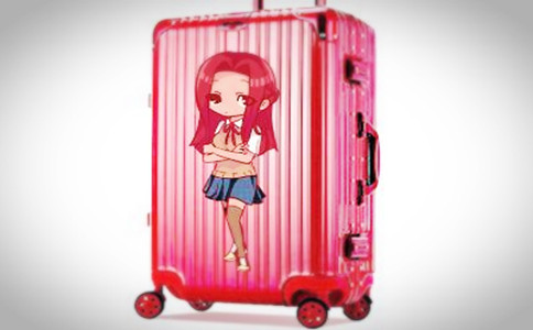 哪里可以定制浮雕旅行箱,diy定制行李箱公司哪家好