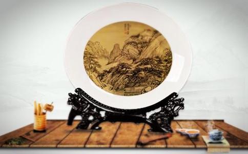 哪里可以买浮雕瓷盘画,个性化定制瓷盘画商家怎么样