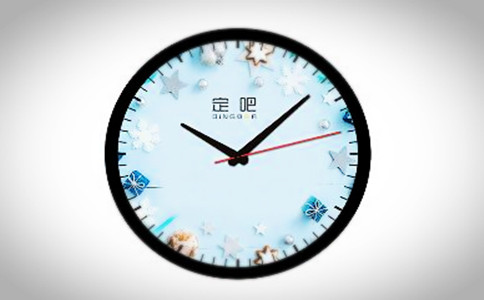 自制个性挂钟做法,diy定制个性挂钟流程