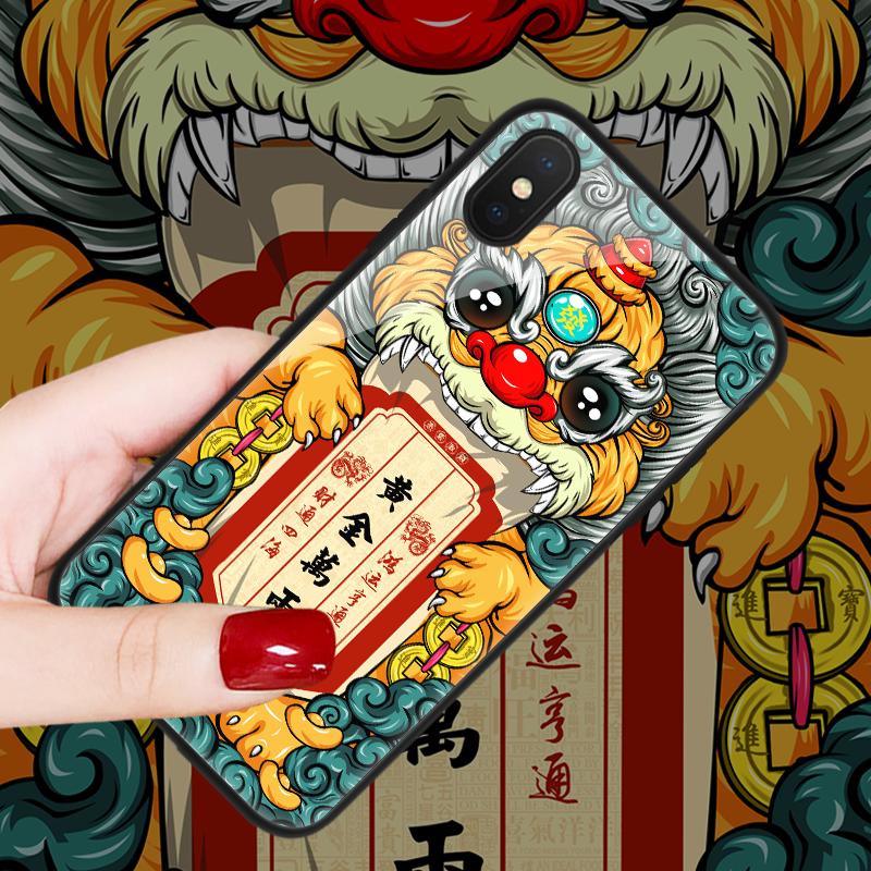 潮酷 iPhone手机壳系列可DIY来图定制