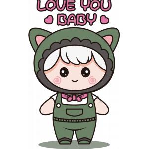 爱你 baby