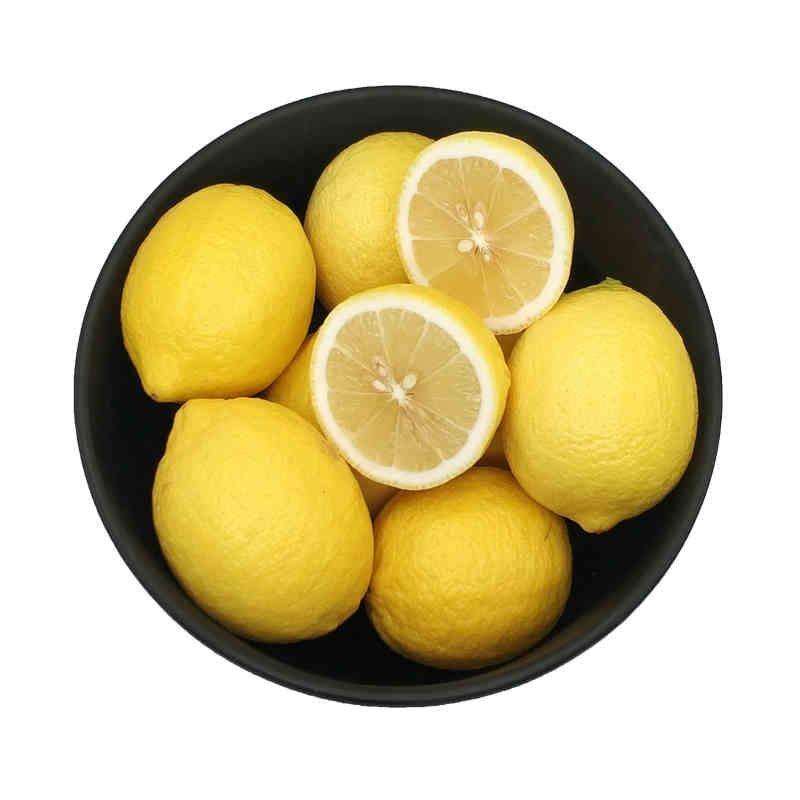 【限时拼团】黄柠檬5斤新鲜当季水果一二级皮薄香水鲜包邮