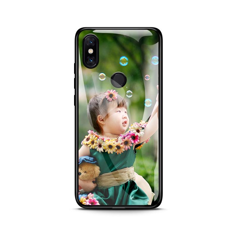 【定派】小米系列玻璃手机壳DIY个性定制