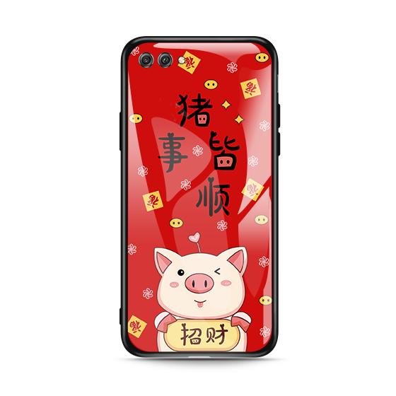 【定派】华为荣耀系列玻璃手机壳DIY个性定制