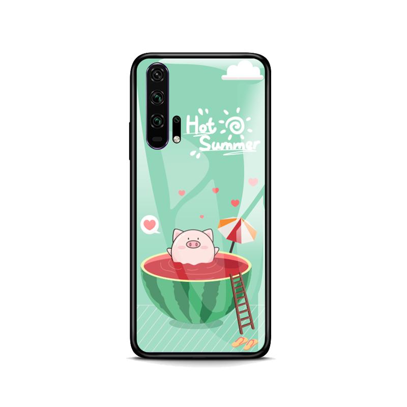 【定派】华为 荣耀系列 玻璃手机壳DIY个性定制