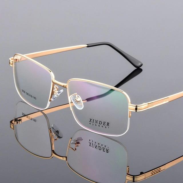【定派】外渐进多焦点变色老花眼镜定制款
