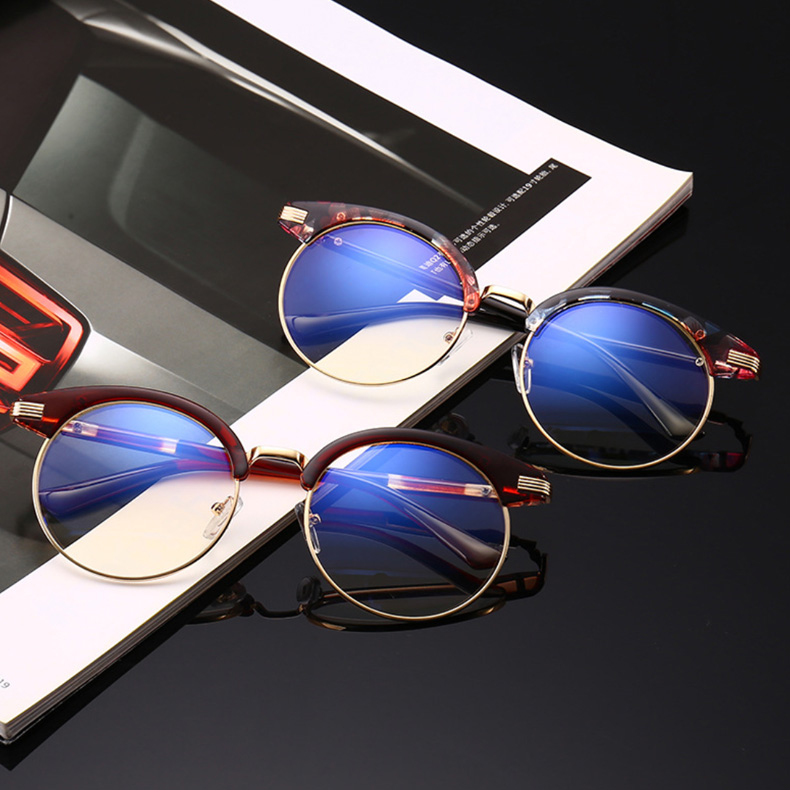 【酷定吧】 时尚潮流近视眼镜框(含镜片)0024