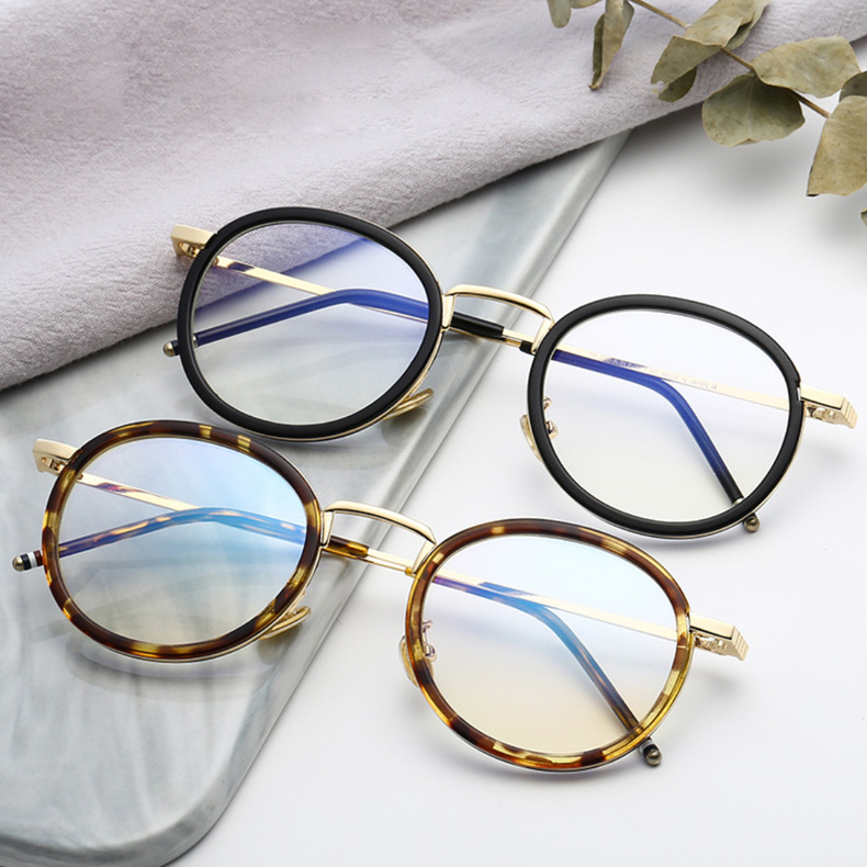 【酷定吧】近视潮款超轻镜架眼镜定制