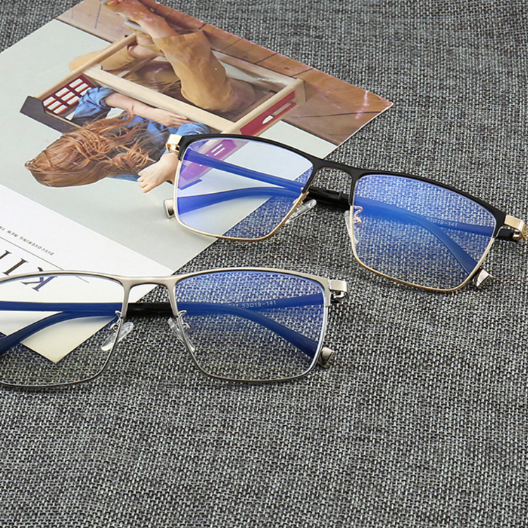 【定派】近视轻盈质感简约舒适眼镜定制