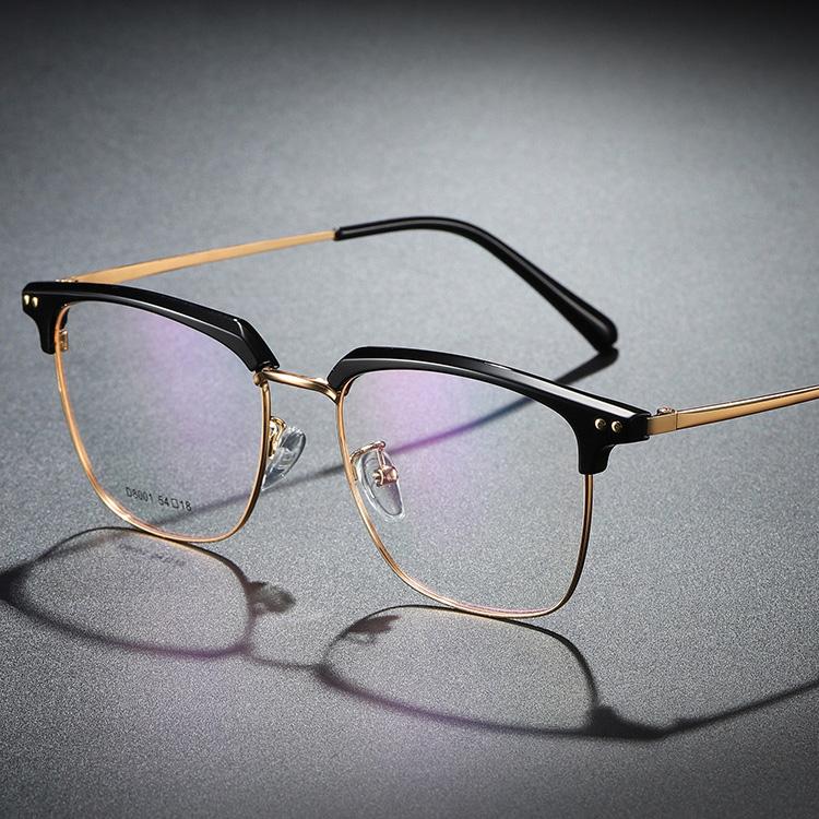 【定派】近视超轻TR合金材质眼镜定制