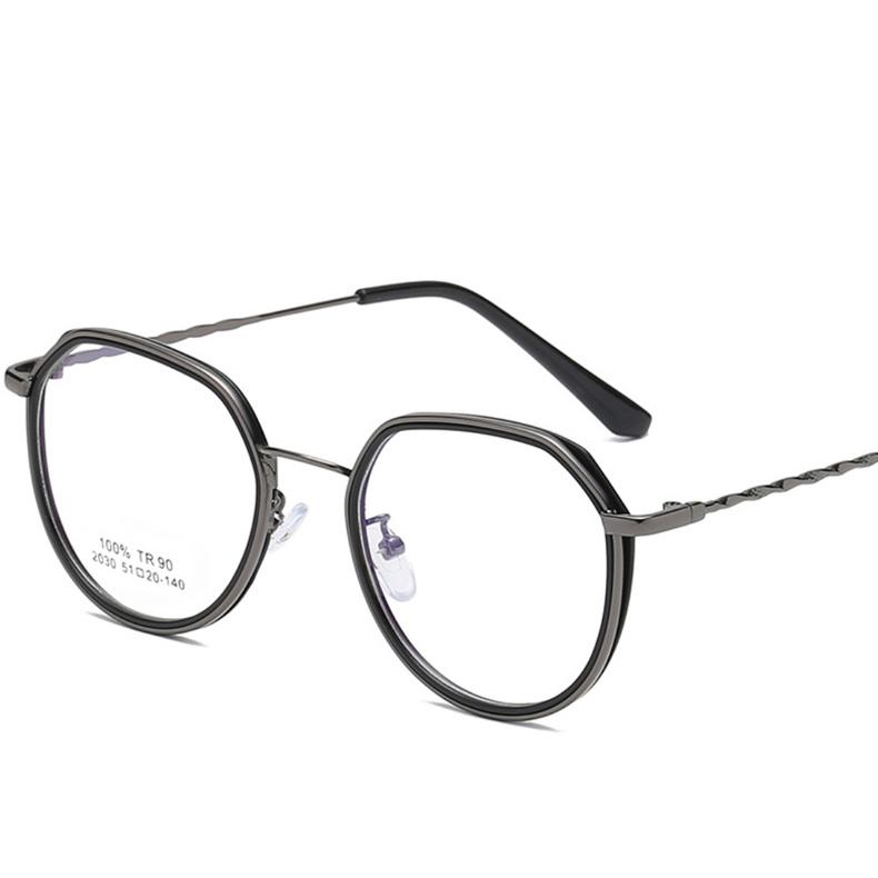 【酷定吧】渐进多焦点老花眼镜定制