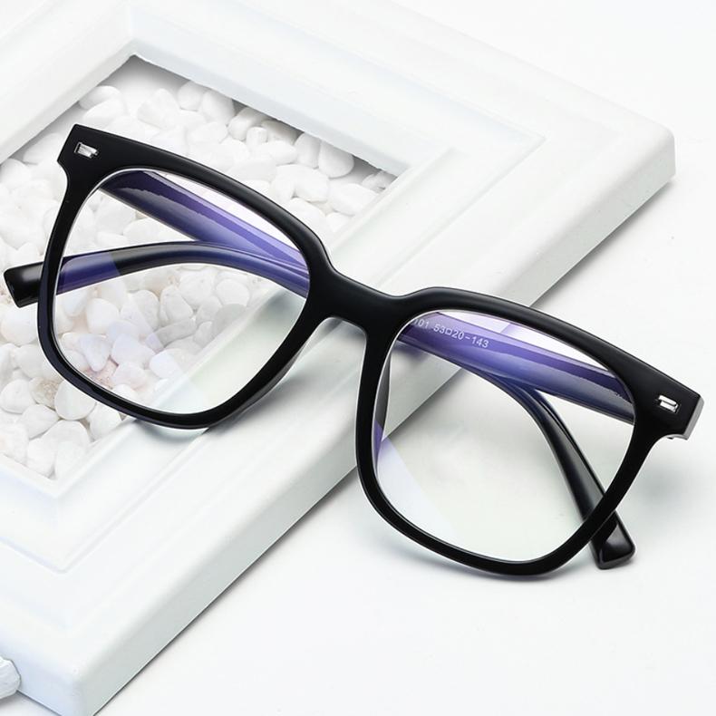 【定派】近视复古潮流防蓝光眼镜定制