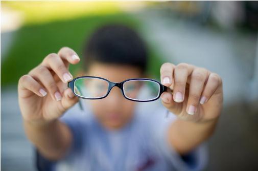儿童用眼好习惯