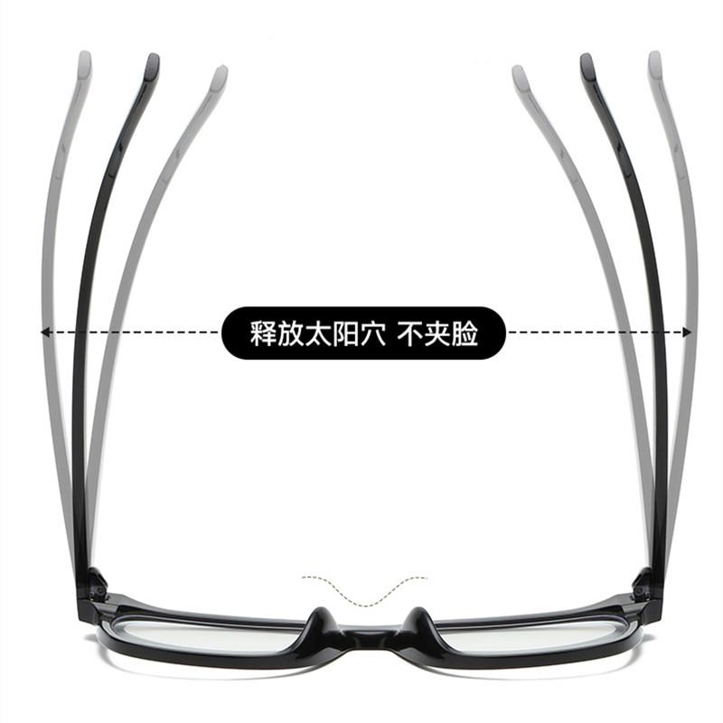 【酷定吧】0066  复古潮流防蓝光近视眼镜定制(含黛玛诗镜片)