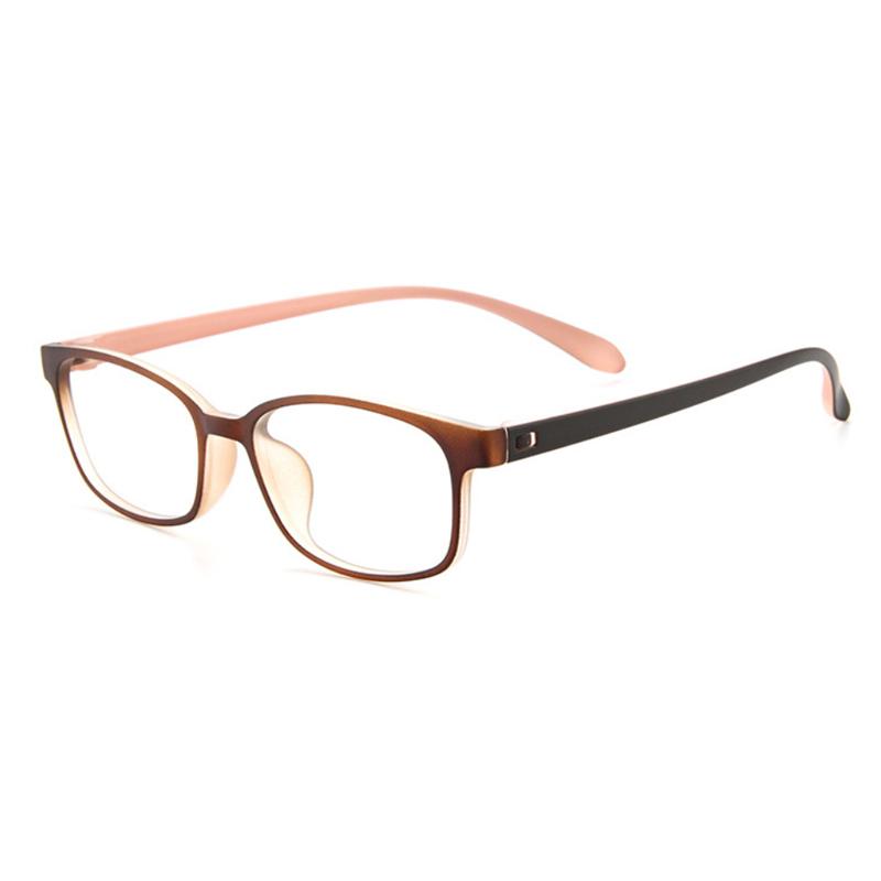 【酷定吧】06-TR90透明眼镜架(含镜片)0093