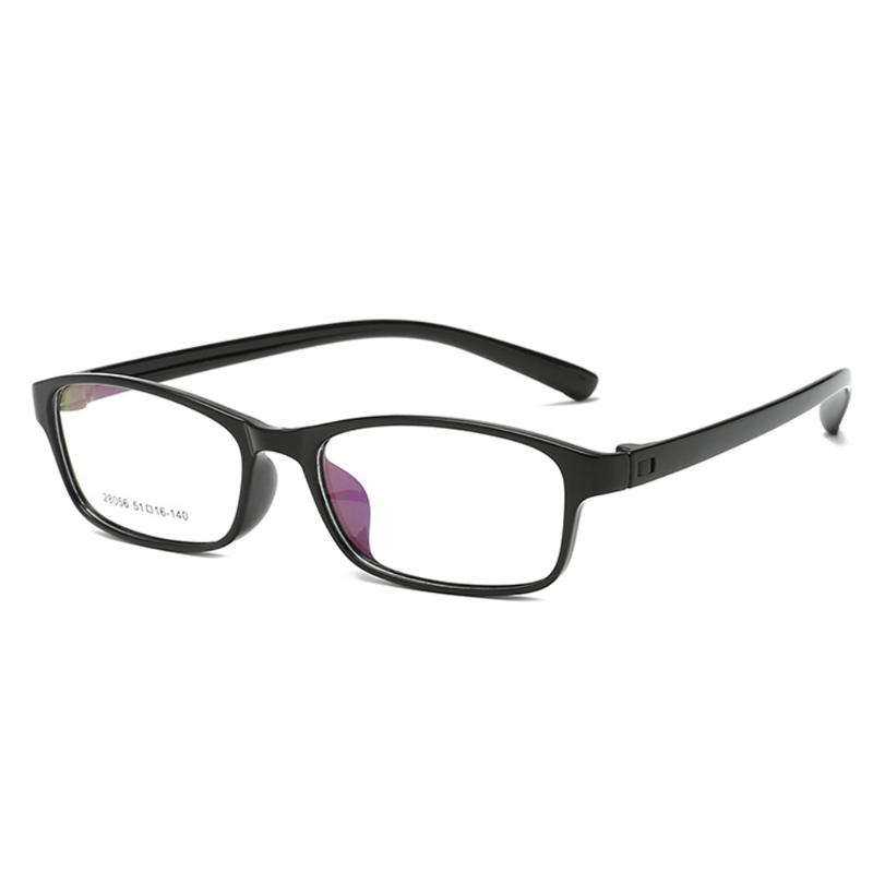 【酷定吧】0094 轻质TR  简约时尚近视眼镜定制(含黛玛诗镜片)
