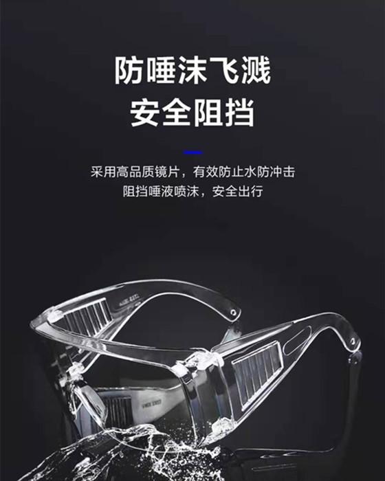 防飞溅防风沙安全防护护目镜 ,防护必备,现货供应,包邮