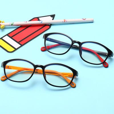 【酷定吧】时尚硅胶青少儿童防蓝光眼镜(含镜片) T042