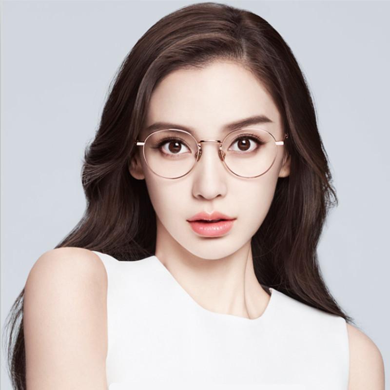 【酷定吧】陌森(Molsion)眼镜春季BABY同款眼镜框近视眼镜MJ7013(送黛玛诗超发水膜高清镜片)