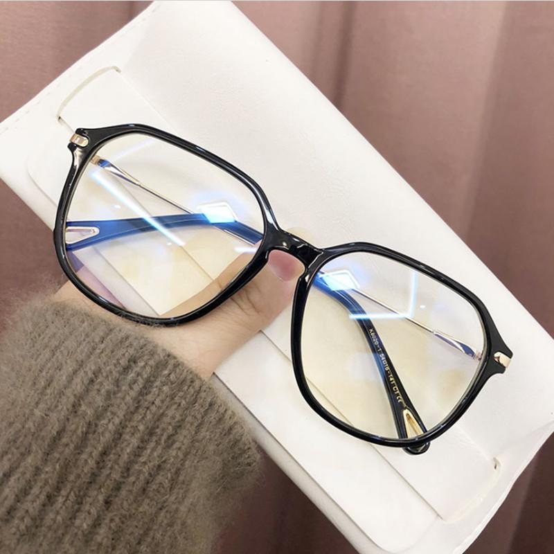 【酷定吧】0191  超轻TR90复古大黑框近视眼镜定制(送1.56黛玛诗超发水膜镜片)