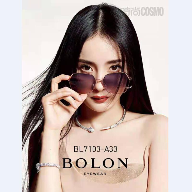 【酷定吧】BOLON暴龙眼镜杨幂明星款太阳镜女偏光全框墨镜BL7103