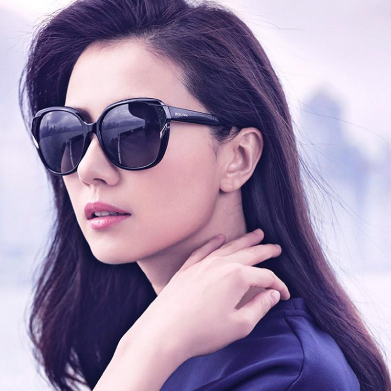 【酷定吧】暴龙高清偏光驾驶眼镜 优雅蝶形时尚明星款墨镜经典款BL2511